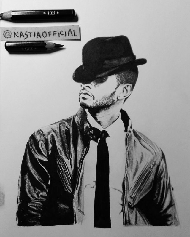 Usher by nastiaofficial